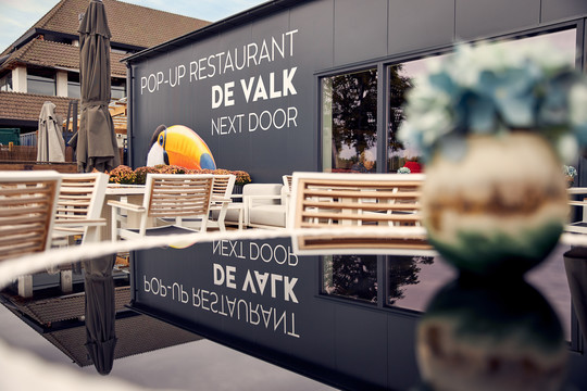 De Valk Next Door